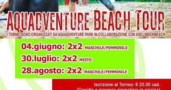 2016_locandina beachvolley
